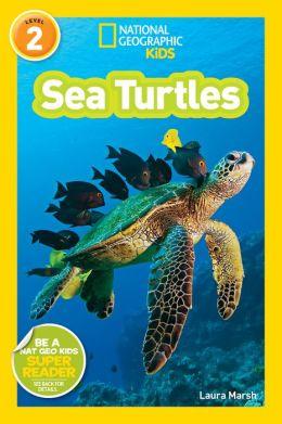 Sea Turtles: National Geographic Readers Series (Enhanced Edition)