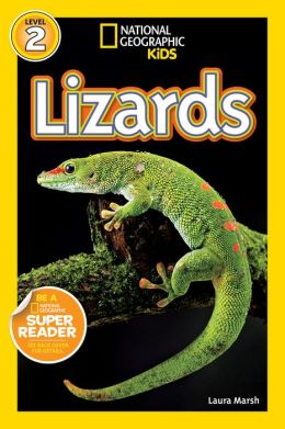 Lizards: National Geographic Readers Series (Enhanced Edition)