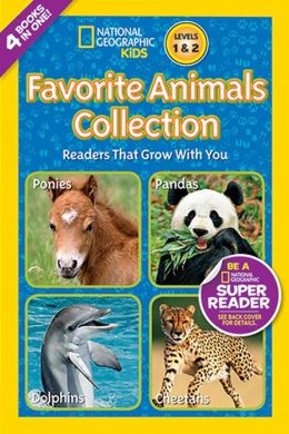 Favorite Animals (National Geographic Readers Series)
