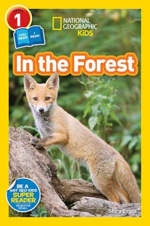 National Geographic Readers: In the Forest