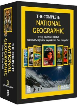 The Complete National Geographic: Every Issue 1888-2009