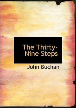 The Thirty-Nine Steps (Large Print Edition)