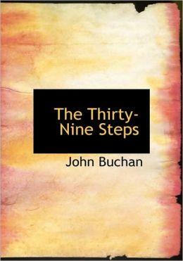 The Thirty-Nine Steps (Large Print Edition)