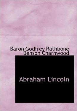 Abraham Lincoln (Large Print Edition)