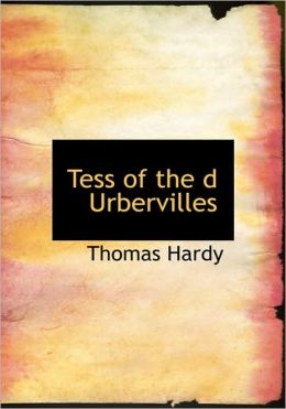 Tess Of The D Urbervilles (Large Print Edition)