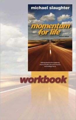 Momentum for Life Workbook