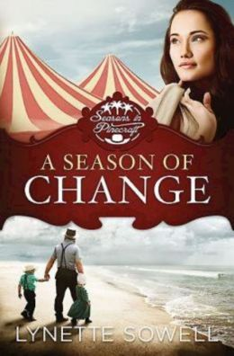 A Season of Change: Seasons in Pinecraft- Book 1
