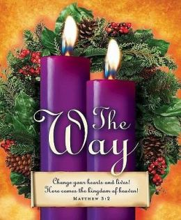 Advent Sunday 2 Purple Bulletin 2013, Large Size (Package of 50)