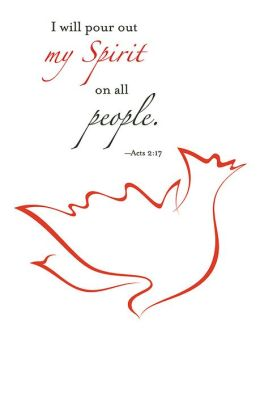 My Spirit Pentecost Bulletin 2014, Regular (Package of 50)