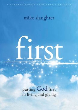 first - Program Kit: putting GOD first in living and giving
