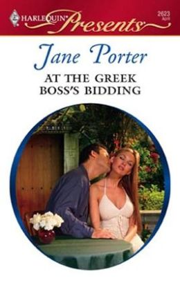 At the Greek Boss's Bidding (Harlequin Presents #2623)
