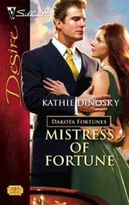 Mistress of Fortune (Silhouette Desire #1789)