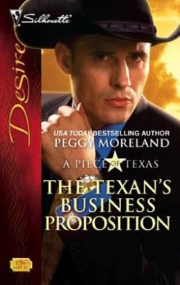 Texan's Business Proposition (Silhouette Desire #1796)