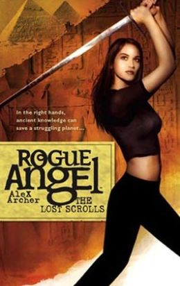 The Lost Scrolls (Rogue Angel Series #6)