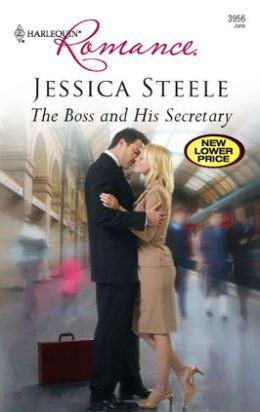 Boss and His Secretary (Harlequin Romance #3956)