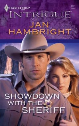Showdown with the Sheriff (Harlequin Intrigue #997)