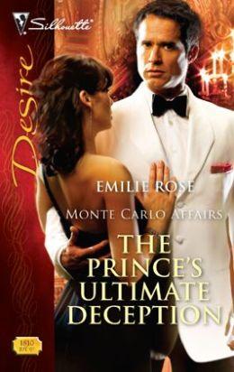The Prince's Ultimate Deception (Silhouette Desire #1810)