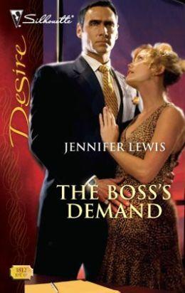 Boss's Demand (Silhouette Desire #1812)