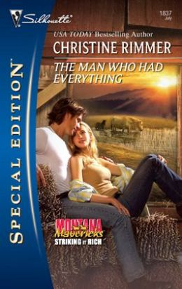 Man Who Had Everything (Silhouette Special Edition #1837)