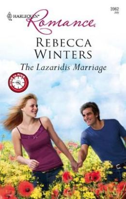 Lazaridis Marriage (Harlequin Romance #3962)