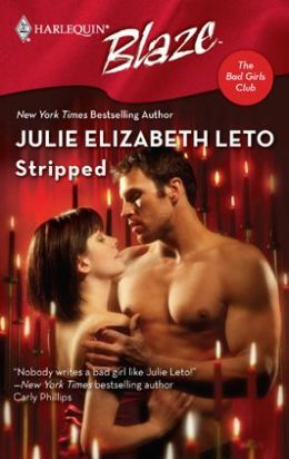 Stripped (Harlequin Blaze #341)