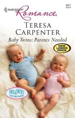 Baby Twins: Parents Needed (Harlequin Romance #3971)