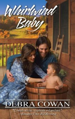 Whirlwind Baby (Harlequin Historical #859)