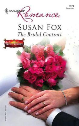 Bridal Contract (Harlequin Romance #3974)