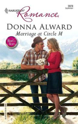 Marriage at Circle M (Harlequin Romance #3978)