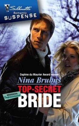 Top-Secret Bride (Silhouette Romantic Suspense #1480)
