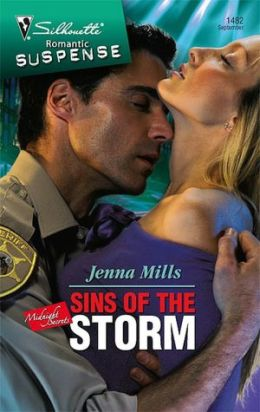 Sins of the Storm (Silhouette Romantic Suspense #1482)