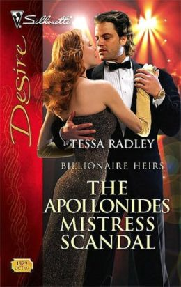 The Apollonides Mistress Scandal (Silhouette Desire Series #1829)
