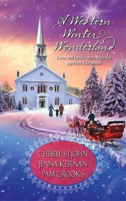 Western Winter Wonderland: Christmas Day Family\Fallen Angel\One Magic Eve