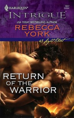 Return of the Warrior (Harlequin Intrigue #1017)