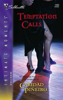 Temptation Calls (Silhouette Intimate Moments #1390)