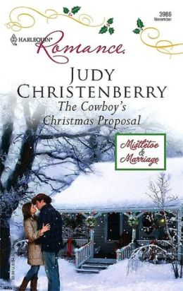 Cowboy's Christmas Proposal (Harlequin Romance #3986)