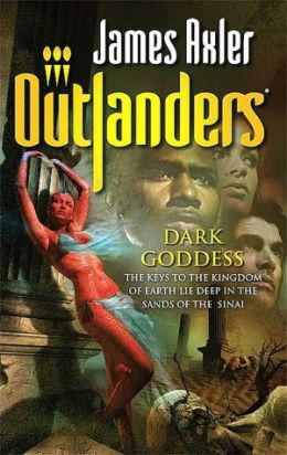 Dark Goddess (Outlanders Series #43)