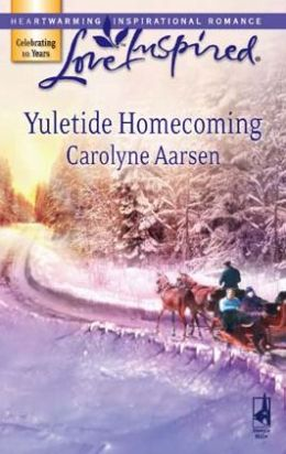 Yuletide Homecoming (Love Inspired Series #422)