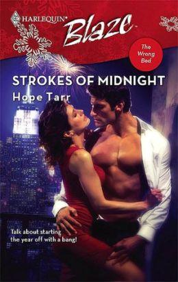 Strokes of Midnight [Harlequin Blaze Series #364]