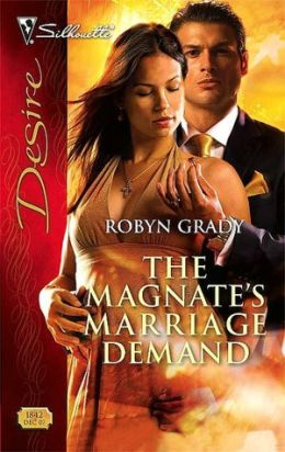 The Magnate's Marriage Demand (Desire Series #1842)