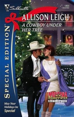Cowboy Under Her Tree (Silhouette Special Edition Series #1869)