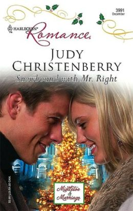 Snowbound with Mr. Right (Harlequin Romance #3991)