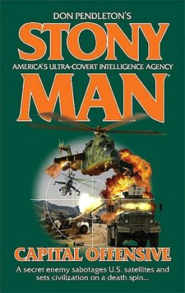 Capital Offensive (Stony Man Series #92)