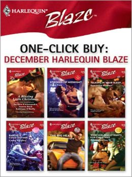 One-Click Buy: December Harlequin Blaze