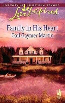 Family in His Heart (Love Inspired Series)