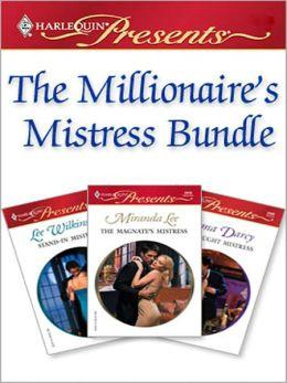 Millionaire's Mistress Bundle