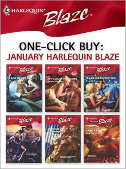 One-Click Buy: January Harlequin Blaze