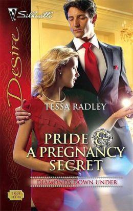 Pride & A Pregnancy Secret (Silhouette Desire #1849)