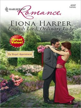 English Lord, Ordinary Lady (Harlequin Romance Series #4007)