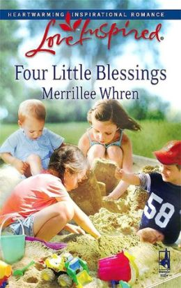 Four Little Blessings (Love Inspired Series)